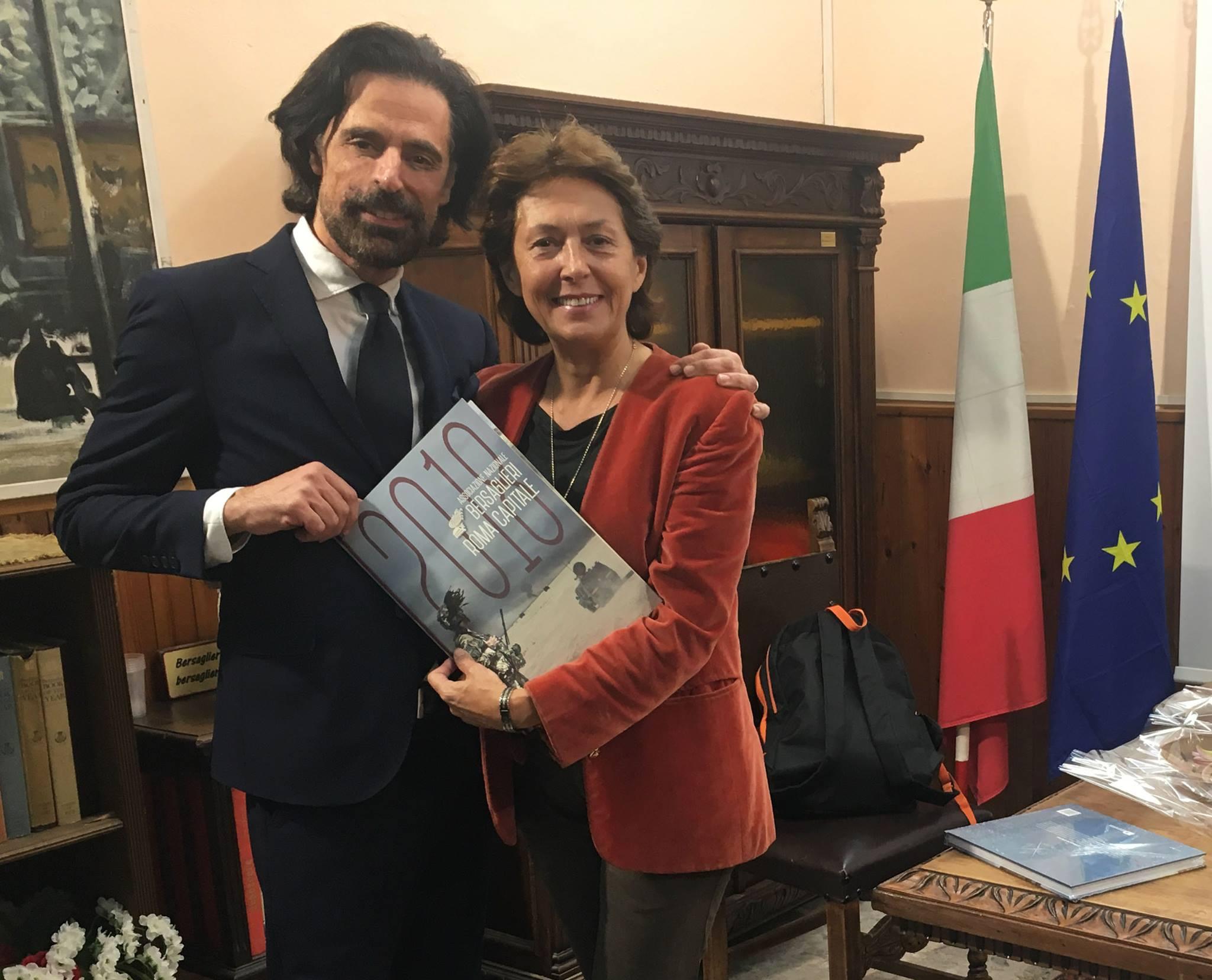 Calendario 2018 Bersaglieri Roma